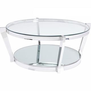 KARE Design Konferenční stolek Monocolo O90cm