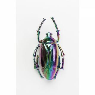 KARE Design Nástěnná dekorace Plant Beetle Rainbow
