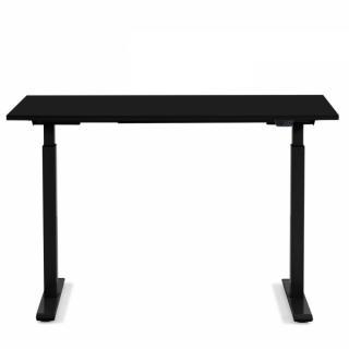 KARE Design Pracovní stůl Office Smart - černý, černý, 120x70