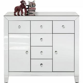 KARE Design Prádelník Epoca Color Luxury - 6 zásuvek, 2 skříňky