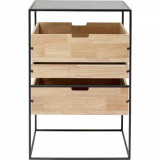 KARE Design Prádelník Kopenhagen 50cm