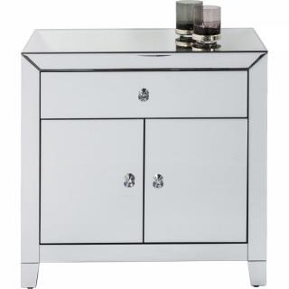 KARE Design Prádelník Luxury - 1 zásuvka, 1 skříňka