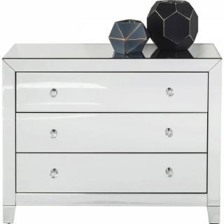 KARE Design Prádelník Luxury - 3 zásuvky