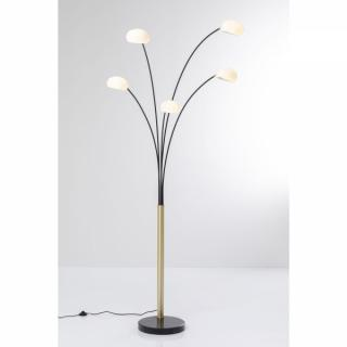 KARE Design Stojací lampa Five Fingers - 5 světel
