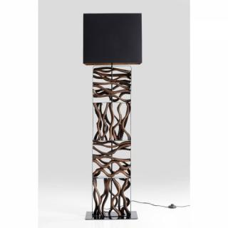 KARE Design Stojací lampa Lamp Nature Wave