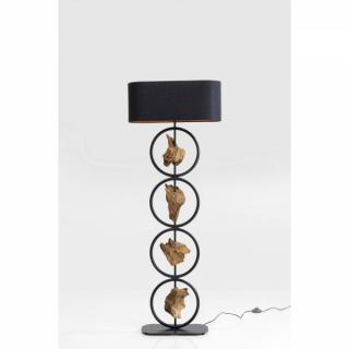 KARE Design Stojací lampa Nature Circles