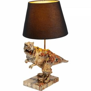 KARE Design Stolní lampa Dinosaur Steampunk 49cm