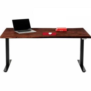 KARE Design Stolová deska Harmony - tmavá, 180x90cm