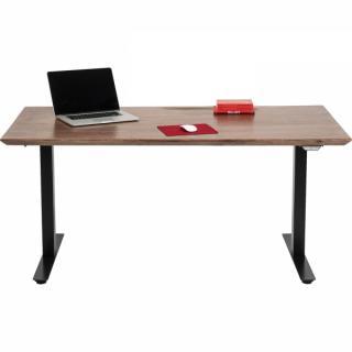 KARE Design Výškově nastavitelný stůl Symphony - tmavý, 160x80
