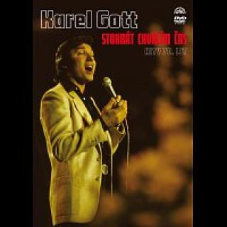 Karel Gott – Hity 70. let Stokrát chválím čas DVD