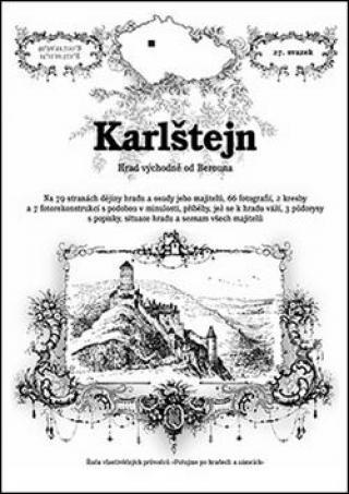 Karlštejn -- Hrad východně od Berouna - Vojkovský Rostislav