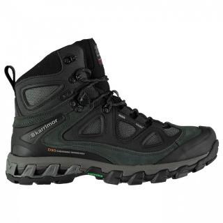 Karrimor KSB Jaguar WTX Mens Walking Boots černá | Black | Other 42.5