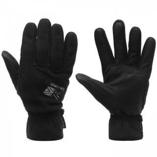 Karrimor Wind-Proof Gloves Mens pánské Black | Other L