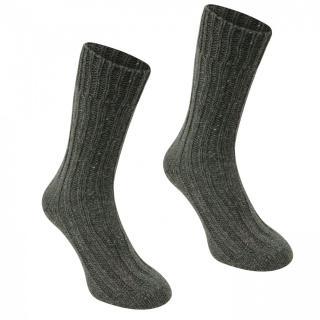 Karrimor Wool Socks 2 Pack Mens pánské Forest | Other Mens 7-11