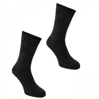 Karrimor Wool Socks 2 Pack Mens pánské Other Mens 7-11