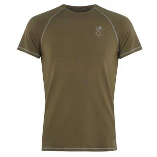 Karrimor X OM Sustainable Bamboo and Organic Cotton Active T Shirt pánské Other S