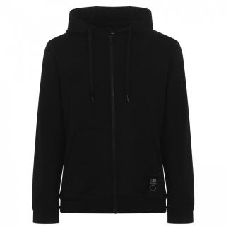 Karrimor X OM Sustainable Ultra Soft Bamboo and Organic Cotton Zipped Fleece Hoodie pánské Other S