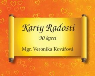 Karty Radosti  - Veronika Kovářová