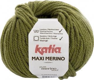 Katia Maxi Merino 17 Light Green