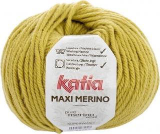 Katia Maxi Merino 18 Pistachio Green