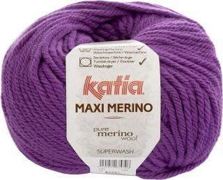 Katia Maxi Merino 29 Lilac Violet
