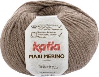 Katia Maxi Merino 39 Fawn Brown