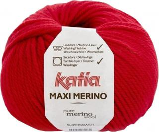 Katia Maxi Merino 4 Red