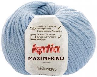 Katia Maxi Merino 49 Sky Blue