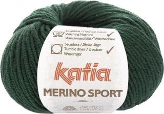 Katia Merino Sport 54 Bottle Green