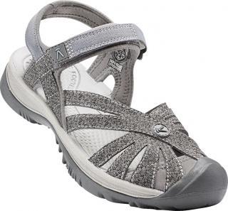 KEEN Dámské sandály ROSE SANDAL 1016733 gargoyle/raven 38 dámské