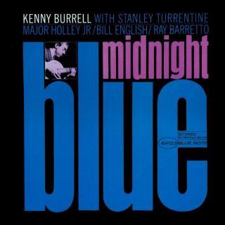 Kenny Burrell Midnight Blue (LP) 180 g Black