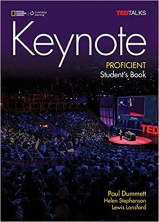 Keynote Proficient Students Book with DVD-ROM