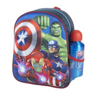 KIDS BACKPACK 3D CON ACCESORIOS AVENGERS Other One size