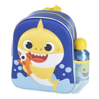 KIDS BACKPACK 3D CON ACCESORIOS BABY SHARK Other One size