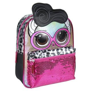 KIDS BACKPACK CHARACTER SPARKLY LOL Other One size
