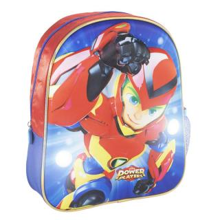 KIDS BACKPACK LIGHTS 3D POWER PLAYERS Other One size