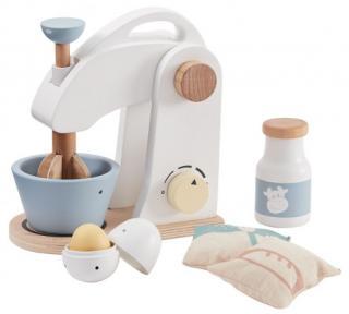 KIDS CONCEPT Kuchyňský robot dřevěný Bistro
