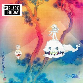 Kids See Ghosts Kids See Ghosts (LP) Black