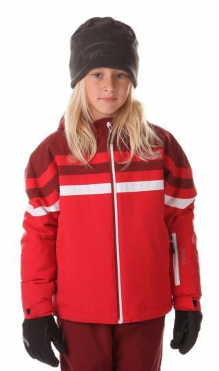Kids winter jacket NORDBLANC Peppy - NBWJK6483S dámské JAD 5-6 Y