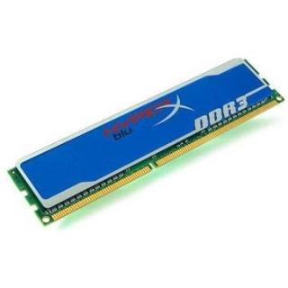 Kingston 2GB DDR3 1600MHz CL9 HyperX blu Edition