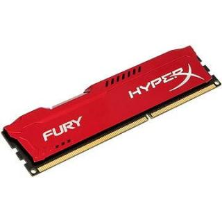 Kingston 4GB DDR3 1866MHz CL10 HyperX Fury Red Series
