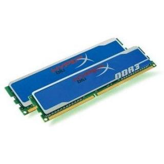 Kingston 4GB KIT DDR3 1600MHz CL9 HyperX blu Edition