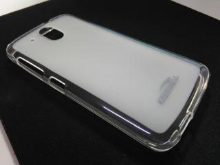 Kisswill silikonové pouzdro Apple iPhone 5S bílé