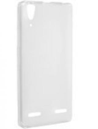 Kisswill silikonové pouzdro pro Alcatel Pixi 4  transparentní