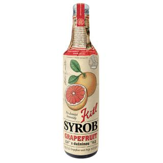 Kitl Kitl Syrob Grapefruit 500 ml