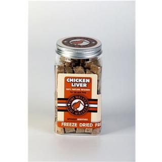 Kiwi Walker Mrazem sušená kuřecí játra, 130 g