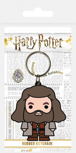 Klíčenka gumová, Harry Potter - Hagrid