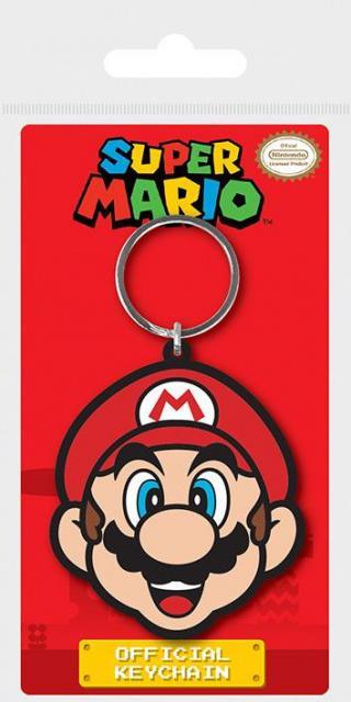 Klíčenka gumová, Super Mario