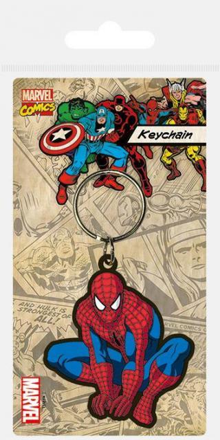 Klíčenka gumová Superman