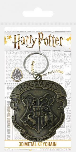 Klíčenka kovová, Harry Potter